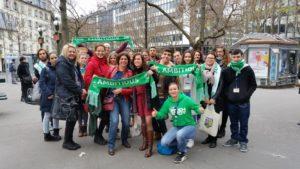 Participation des YMCA à la COP 21