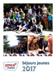 Brochure Séjours Jeunes 2017