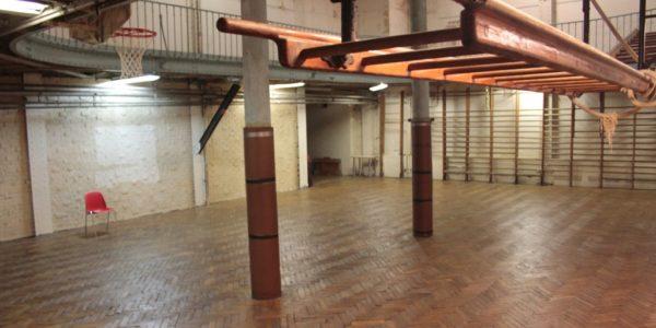 Location de salle Union de Paris salle de basket