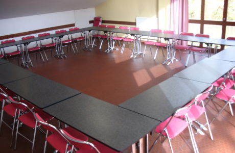 Location de salle – Le Rocheton – Salle 22