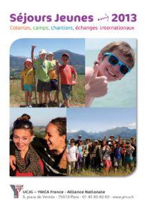 Brochure Séjours Jeunes 2013