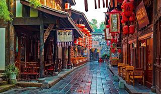 Séjour interculturel en Chine sur le développement durable ! Il reste encore des places !
