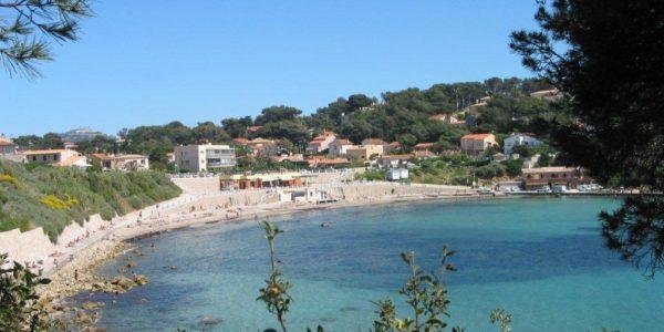 Centre Azur plage de Portissol