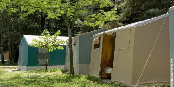 Centre sejours Val de l'hort tentes
