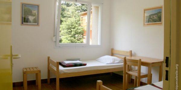 Centre de séjours camp Val de l'hort chambre