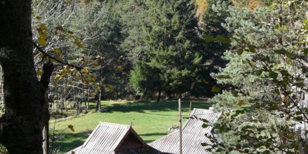 Centre de séjours camp Chalet Joubert vue
