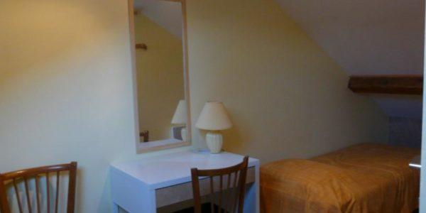 Centre de séjours camp Chalet Joubert chambre seul
