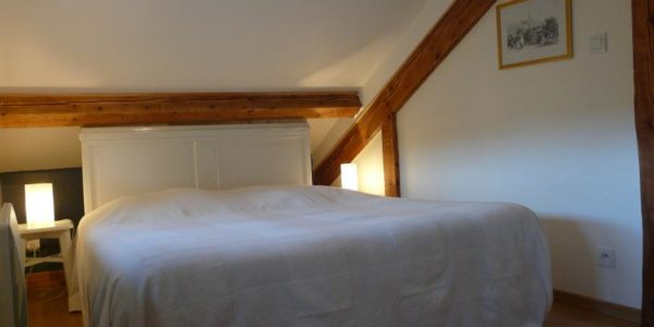 Centre de séjours camp Chalet Joubert chambre double