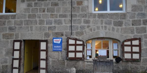Centre séjours Camp Joubert façade