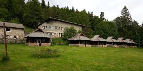 Centre séjours Camp Joubert jardin