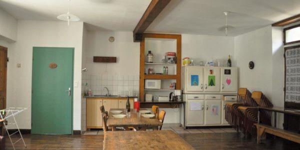 Centre séjours kaou cuisine