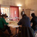 Formations des tuteurs en mars 2017 au Centre Azur à Sanary-sur-mer
