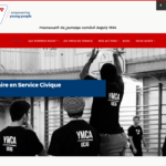 Site Internet YMCA France