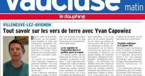 Ymca Infos 275 : Villeneuve développement durable