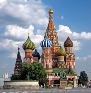 Séjours en Russie