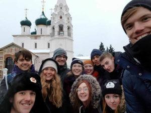 Les participants en Russie