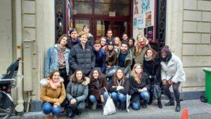 Formation Civique et citoyenne Décembre 2017 à Paris