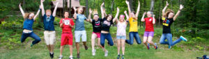 Jeunes en Summer Camps