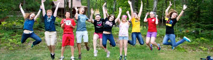 Jeunes en Summer Camps - YMCA