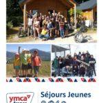 Séjours jeunes YMCA 2018