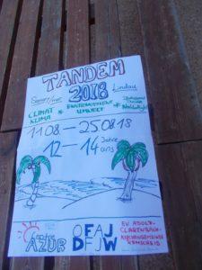 Réunion des partenaires YMCA France