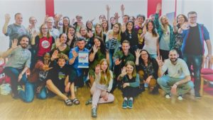 Le YES Seminar 2018 des YMCA Europe (Youth Empowerment Space)
