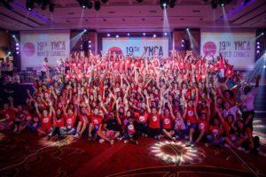 Les Change agents du 19ème world council