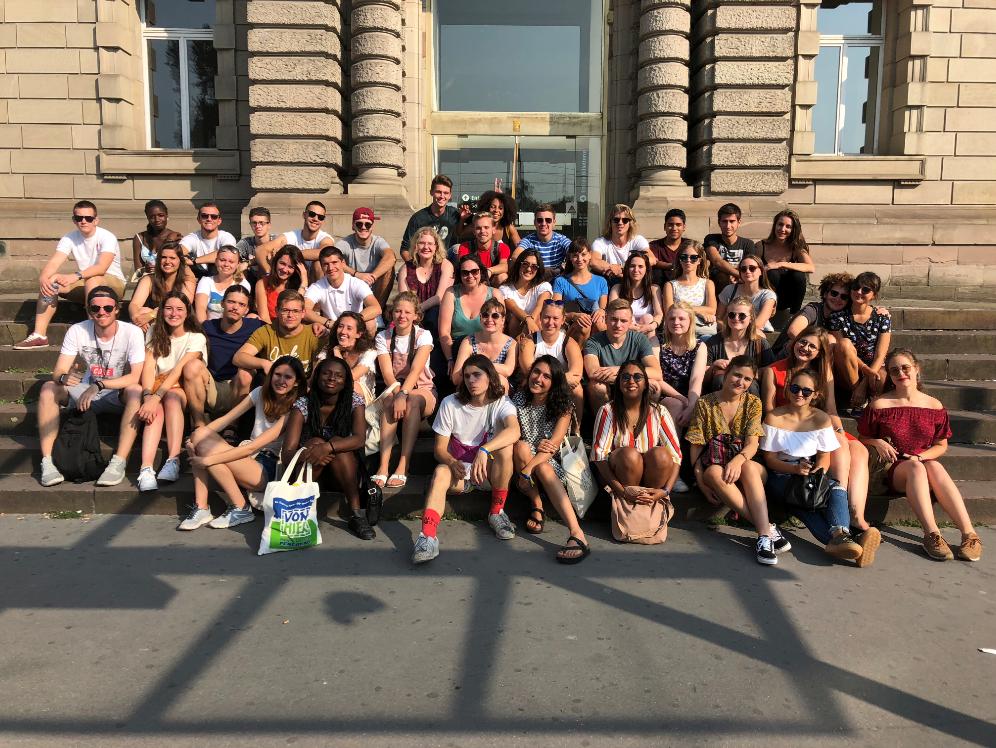 SALM 2018 : l'engagement des jeunes en Europe