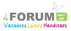 Forum Vacances Loisirs Handicaps de l'UNAT