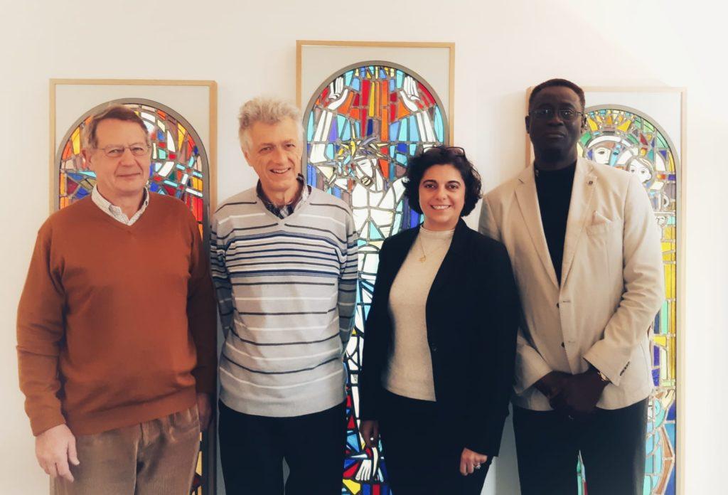 YMCA France en visite à l'alliance mondiale