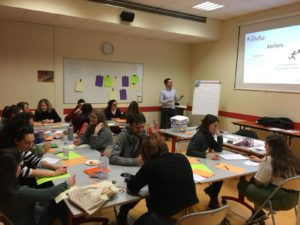 Formation civique et citoyenne YMCA à Paris