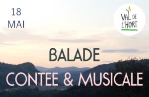 Deuxième édition de la Balade Contée et Musicale du Val de l'Hort