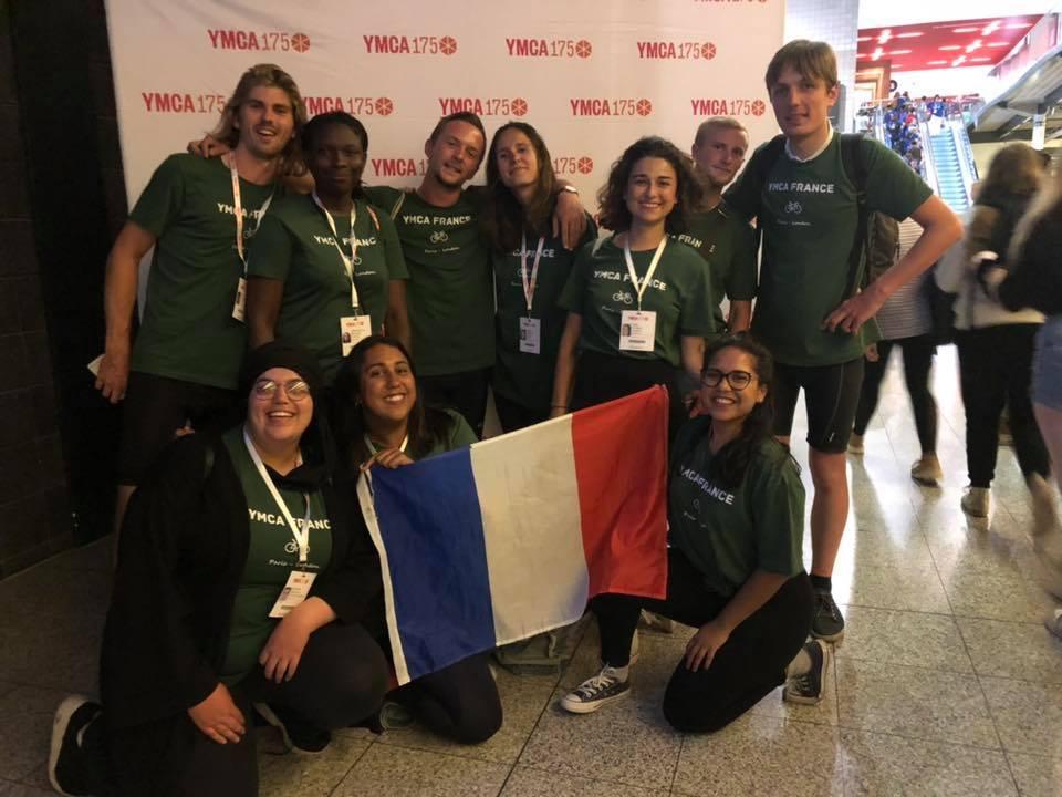 YMCA175 : un événement mondial