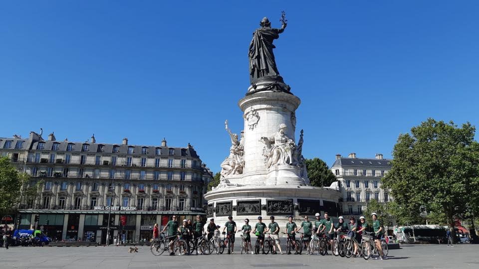 Paris-Londres à vélo : le bilan