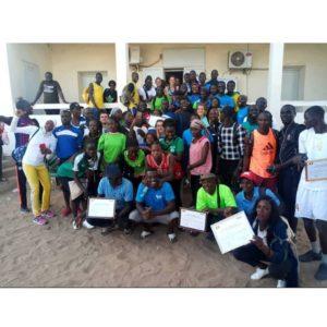 1 an de service civique au Sénégal avec les YMCA