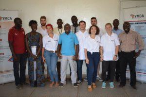 Manuel MOUNIER, un volontaire aux YMCA Sénégal