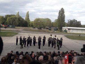 Participation à une visite proposée par la Commission Armée Jeunesse (CAJ)