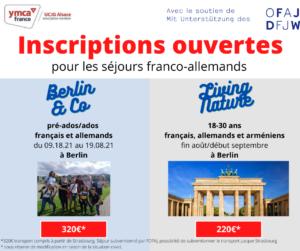 Séjours Franco Allemands YMCA